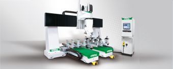 SPRINTER CNC ve Sandalye Makinaları